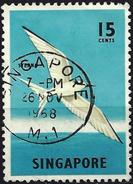 Singapore 1966 - Sterna ( Mi 61 - YT 57B ) - Gabbiani