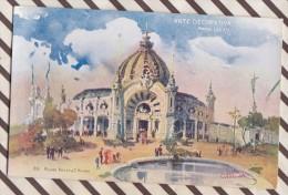 6AI884 ILLUSTRATEUR PALANTI EXPOSITION 1906 MILANO ARTE DECORATIVA 2 SCANS - Illustrateurs & Photographes