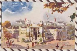 6AI885 ILLUSTRATEUR PALANTI EXPOSITION 1906 MILANO 161ENE 2 SCANS - Illustrateurs & Photographes