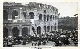 Le Président Arrivant Au Colisée - Eventi