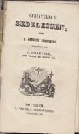 Drukker Vekeman Uit Zottegem-Zedelessen ,H.Schynckele,jezuiet, +- 1860 (approb) - Livres, BD, Revues