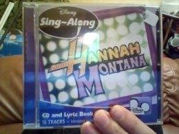 Hannah Montana Sing Along - Children