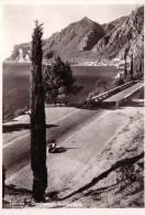 LIMONE SUL GARDA BRESCIA LAGO DI GARDA  Gardesana Occ. Con Vespa Piaggio DATATA 1953 - Brescia
