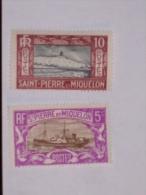 ST-PIERRE & MIQUELON  1932-3  LOT# 2 - Neufs