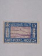 ST-PIERRE & MIQUELON  1932-3  LOT# 3 - Neufs