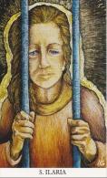 SANTINO - Holy Card - Image Pieuse - S.Ilaria Martire - Images Religieuses
