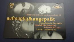 Austria-(f288)-NO-landesausstellung-(802l)-(20units)-tirage-1.010+1card Prepiad Free - Austria