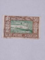 ST-PIERRE & MIQUELON  1932-3  LOT# 4 - Oblitérés