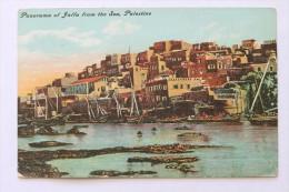 Panorama Of Jaffa From The Sea, Palestine - Palestine