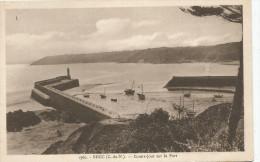 BINIC (C.-du-N.) - Contre-Jour Sur Le Port - Binic