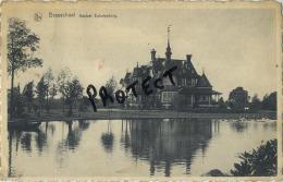 Brasschaat :   :  Kasteel - Chateau  :  Eykelenberg  (  Geschreven Met Zegel ) - Belgique