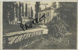 Lint - Linth  :   Kasteel - Chateau :  Hof  Van Put ( Geschreven 1920 Met Zegel ) - Lint