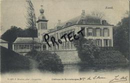 Ranst   :   Kasteel - Chateau :  Zevenbergen     ( Geschreven 1902 Met Zegels ) - Ranst