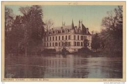 33. Gironde . Guitres : Le Chateau Du Déroc . - France