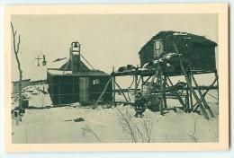 Cpa ALASKA - Mission De Mary's Igloo - Cercle Arctique - Non Classificati