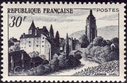FRANCE   1951  -  Y&T   905   -  Arbois  -   NEUF** - Cote 1.25e - France