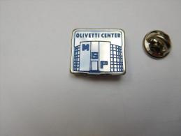 Informatique , Olivetti Center , MSP - Informatique