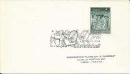 MF013 - MARCOFILIA -AUSTRIA -27.12.1968 -TEMATICA CHRISTKINDL - 1961-70 Covers
