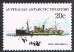 Australian Antarctic Territory SG43 1979 Definitive 20c Unmounted Mint - Australian Antarctic Territory (AAT)