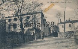GENOLHAC - N° 19 - RUE DE LA GARE - France