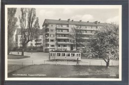 Sweden Hälsingborg Kopparmölleplatsen Tram__(10900) - Zweden