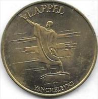 50 LUPUS 1983 L' APPEL  LA LOUVIERE - Gemeentepenningen