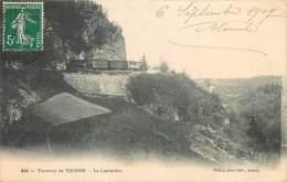 France - 74 - Thônes - Tramway De Thones - La Louvetière - Thônes