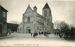 14 OUISTREHAM ++ L'Eglise, XIIe Siècle ++ - Ouistreham