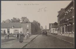 Thulin – Bas De La Rue Haute Avec Attelage - Dour