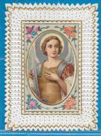 Holycard Canivet - St-Michael Archangel - Santini
