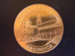 Monnaie De Paris: ABBAYE Du THORONNET 2008 - Monnaie De Paris