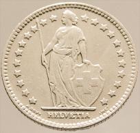 1 Franc - Suisse - 1939 - Argent - Sup - - Swaziland