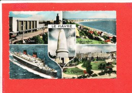 76 LE HAVRE Cpsm Multivues        100 Alfa - Le Havre