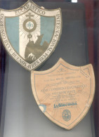 CAJA DE CARTON DE BOMBONES LA GIOCONDA EXCLUSIVIDAD OTORGADA A LOS SEÑORES MIGUEL BERARDI & CIA CONGRESO EUCARISTICO IN - Cannettes