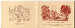 Carte Commercial HOSTELLERIE DU CHATEAU DE COUDREE, Sciez, Haute Savoie (PPP2559) - Deportes & Turismo