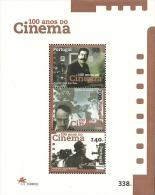 Portugal 1996  Motion Pictures Cent - 100 Anos Do Cinema Em Portugal Scott 2114a Souv Sheet Afinsa Bloco 173 MNH - Cinema