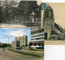 94 - Créteil - Lot De 3 Cartes. - Creteil