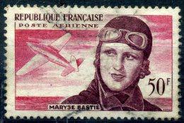 FRANCE- POSTE AERIENNE PA34 OBLITERE COTE 5 - 1927-1959 Oblitérés