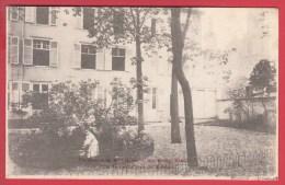 CPA * NANCY * 1904 * PENSION De Mme BOYER , Rue Mably - Vue Rue Du MANÈGE , Jardin *Animée * Voir Scan Recto/Verso - Nancy