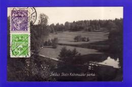 N°366 .LETTONIE. SALDUS SKATS KALNMUIZAS PARKA .( VOIR TIMBRE ET OBLITERATION ) - Latvia