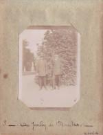 Rennes - Thabor - Au Jardin Des Plantes 16 Avril 1911 - Alte (vor 1900)