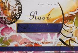 """ETIQUETTE De VIN """" De PAYS Des CÔTES Du CONDOMOIS """" - Rosé 11° - En Très Bon Etat  - - Rosés"""