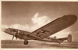 AVIATION(AIR FRANCE) - 1914-1918: 1ère Guerre