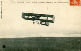 AVIATION(CAMP DE CHALONS) - 1914-1918: 1ère Guerre