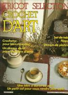 Tricot Sélection Crochet D'art 85, Set De Table, Nappe, Dessus De Plateau - Huis & Decoratie