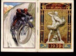 AGENDA Du JEUNE FRANCAIS 1939 - RECRUTEMENTdes MILITAIRES De CARRIERE - Boeken, Tijdschriften & Catalogi