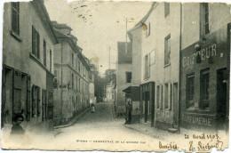 95 - Saint-Prix ; Perspective De La Grande Rue. - Saint-Prix