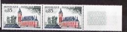 N° 1316 Série Touristique: Calais: Une Paire De 2 Timbres Neuf Sans Charnière - Frankrijk