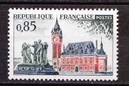 N° 1316 Série Touristique: Calais: Un Timbre Neuf Sans Charnière - Frankrijk