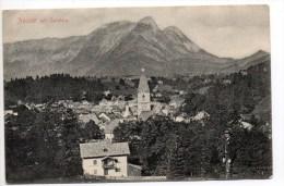 AUSSEE MIT SARSTEIN - Autriche